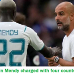 Man City Defender Benjamin Mendy - Awaits Trial After Being Charged Over Sexual Assault