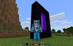 Minecraft Tips For The Best Way to Travel Through the N Nether Portal