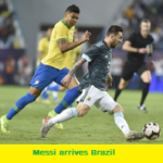 Messi arrives Brazil limping for Next World Cup qualifier - La Liga Table