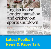 Today's Papers - Latest Football News & Paper Talk